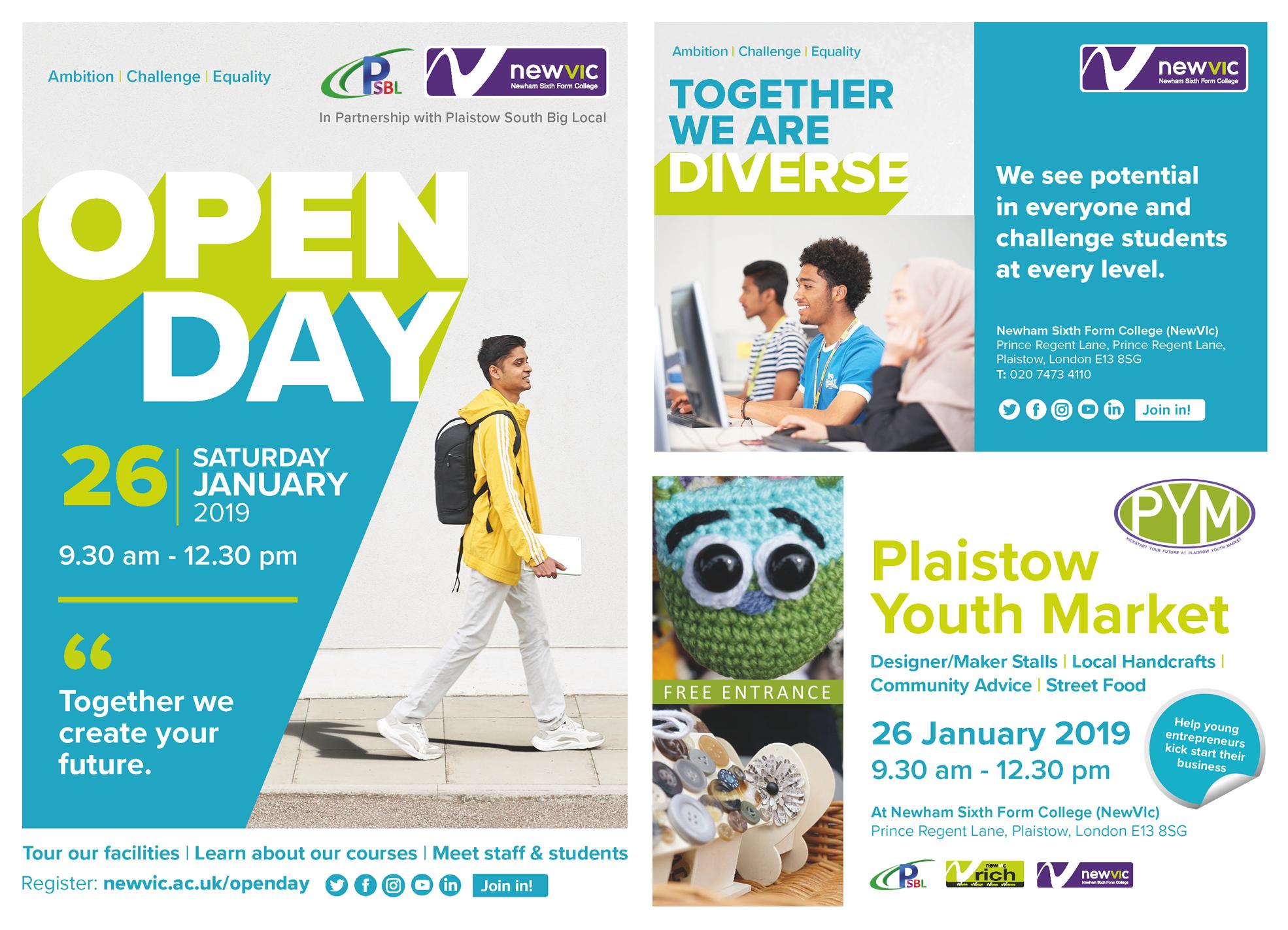 Open Day E-Flyer
